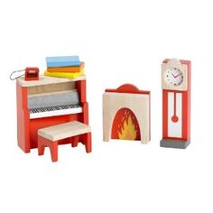 Branching Out Wooden Dolls House Home Accessories Furniture