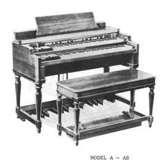 First invented in 1934, the Hammond Organ became standard in blues music in the 60's and 70's