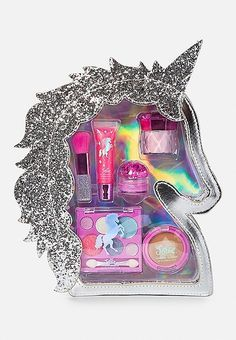 Glitter Unicorn Make-Up Set | Justice