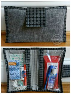 November 19 ~ Gifts for Men | Sew Mama Sew | survival kit