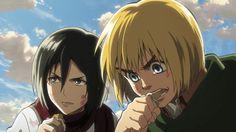 Attack on Titan Manga Online Armin Snk, Mikasa, Attack On Titan Season 2, Mermaid Boy, Dark Eyes, Boku No Hero Academy, Sailor Moon, Naruto, Manga