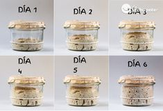 Take a look at how you can quickly make sourdough starter at home. We have a basic sourdough starter recipe, gluten-free recipe and many more. Sourdough Recipes, Sourdough Bread, No Rise Bread, Bread Starter, Tasty Pancakes, Food Intolerance, Fermented Foods, Healthy Baking, Yummy Food