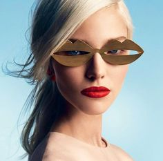 Lip Sunnies #BendtheRules