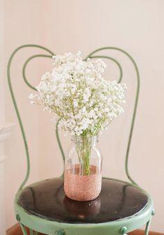 Les moineaux de la mariée: DIY : La Pailletière*