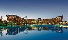 Noah's Ark Delux Hotel & Casino*****, Észak-Ciprus - vélemények a szállodáról, foglalás: https://hotel.invia.hu/ciprus/eszak-ciprus/noahs-ark-delux-hotel-casino/