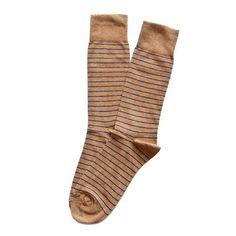 Needle Striped Socks | Etiquette