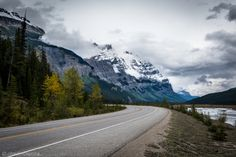 Icefields Parkway - Banff National Park - AB, Canada
