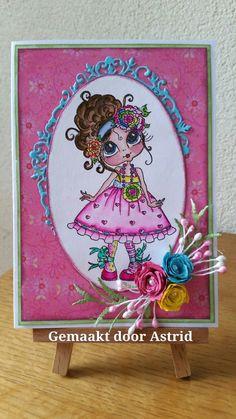 crea-scrap-card: Sweet Mary Lou