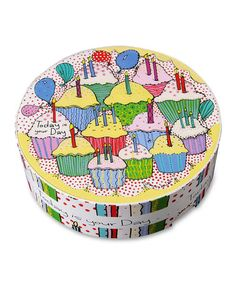 Loving this Today Is Your Day Round Puzzle on #zulily! #zulilyfinds