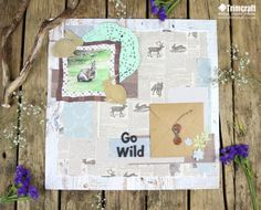 If you're in love with the First Edition Wild at Heart papers like us, why not…