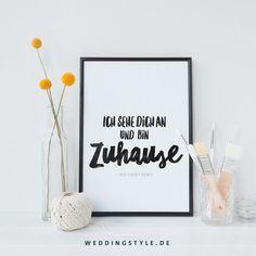 spr che f r bilderrahmen zum ausdrucken home pinterest free printables free prints and. Black Bedroom Furniture Sets. Home Design Ideas