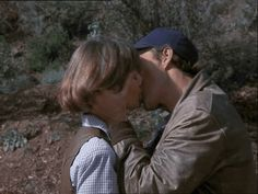 There it is. The kiss that made me weep buckets when I was 12. Oh, Murdock...you broke my heart that day! :'(