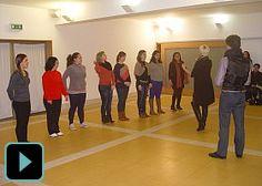 Danças de Salão arrancam com aula experimental
