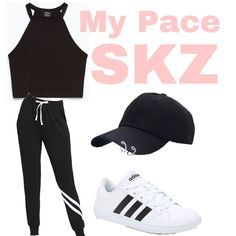 Read ✦Dance Practice outfits✦ from the story Stray Kids Member by KyleePaetyn (~Kylee~) with reads. Korean Fashion Kpop Inspired Outfits, Bts Inspired Outfits, Kpop Fashion Outfits, Korean Outfits, Outfits For Teens, Girl Outfits, Cute Outfits, Hip Hop Dance Outfits, Dance Practice Outfits