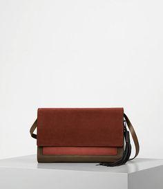 Belle Large Clutch Bag