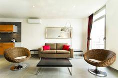Florella Croisette - Location de congrès - Appartement 2 pièces - Séjour
