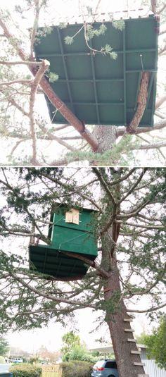 domek na drzewie w Palo Alto wysłany przez Adę