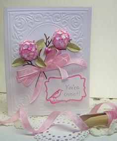 hummingbird die cuts | cut my flowers with the Cheery Lynn Design Embellishments 3