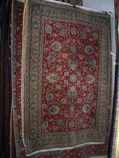 Qum Persian Rug (2707)   Persian Rug Cleaning, Repairing, Appraisals And  Restoration