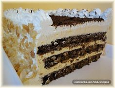 torta sa kikirikijem