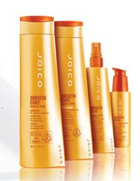 Love this sulphate free hair care line-  Joico Smooth Cure Line
