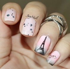 Paris manicure! I want this when we go