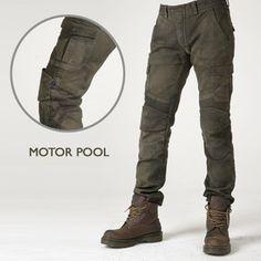 Motorpool motorcycle riding pants