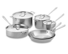 All-Clad Stainless Set