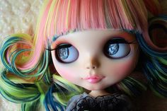 A-Dong's Custom Blythe doll No.59 *Imaginary Bow* by 阿冬A-Dong, via Flickr