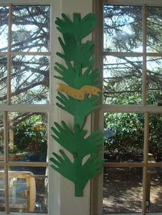easy Palm Sunday family craft
