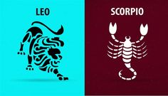 Leo and Scorpio together form a highly compatible, intense, strong and dynamic union. Both the partners fulfil each other's needs perfectly to create a long lasting bond of love that is based on mutual trust, respect, loyalty and understanding.