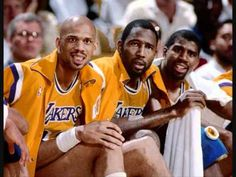 Los Angeles Lakers 1980's
