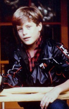 Goonies era Sean Astin! Photo courtesy Mark Marshall.