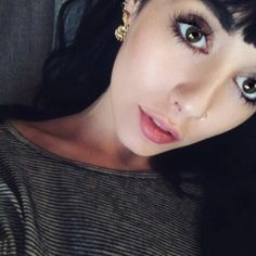 Image discovered by Laetitia. Find images and videos about girl, cute and perfect on We Heart It - the app to get lost in what you love. Hannah Snowdon Tattoo, Hannah Pixie Snowdon, Beauty Makeup, Hair Makeup, Hair Beauty, Pretty People, Beautiful People, Beautiful Women, Grace Neutral