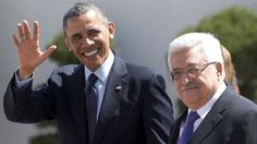 Obama Called Him a Violence Renouncer, But Abbas Is Silent on Passover Eve Shooting of Israeli Family