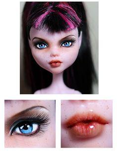 Draculaura OOAK Custom Monster High Doll | eBay