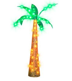#12Pins product: 6 Ft Ice Sculpture Palm Tree Inflatable :)
