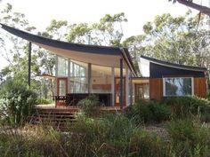 Walla Womba House. Bruny Island, Tasmania