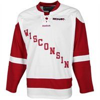 Wi Badger Hockey Jerseys 37