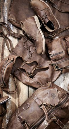 Tribe Leather Collection | Roots