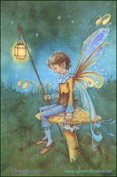 Blueboy fairy