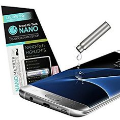 iCozzier Nano Liquid Screen Protector & Anti-Bacterial Cleaner Kit with Nano Technology for iPhone SE, 5S/ 5, iPhone 6/6s, Samsung s7, Samsung s7 edge, Lg G5, Sony Z5 etc
