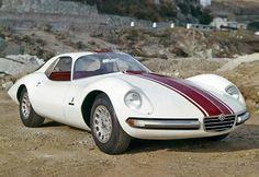 1965 Alfa Romeo Giulia 1600 Sport Coupe Pininfarina ...