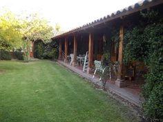 terrazas techadas estilo chilenas - Buscar con Google