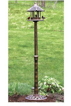 Gardman Gazebo platform bird feeder