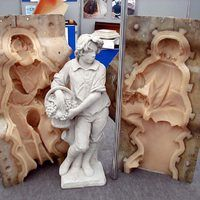 When attempting to remodel outdoor areas of the house you may have need of concrete decoratives, such as statues or figurines for your garden. But finding something really unique in home and garden stores is difficult and expensive. There is another option. You can make your own concrete mold and use it to produce as many castings as you like for...