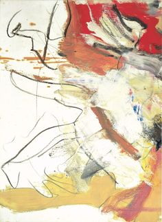 "worldartcollection: ""  Willem de Kooning """