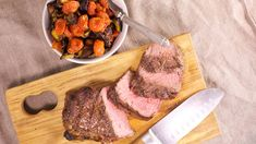 Emeril Lagasse's Pot Roast Dianne | Rachael Ray Show