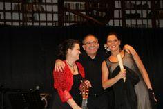 flamencosa in Kloosterbibliotheek Wittem