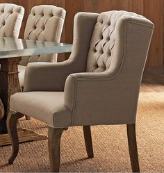 La Fayette Carver chair from Domayne $699
